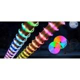 GLOBO 38976 | LightTube Globo svetelná hadica svietidlo 216x LED 238lm RGBK IP44 viacferebné