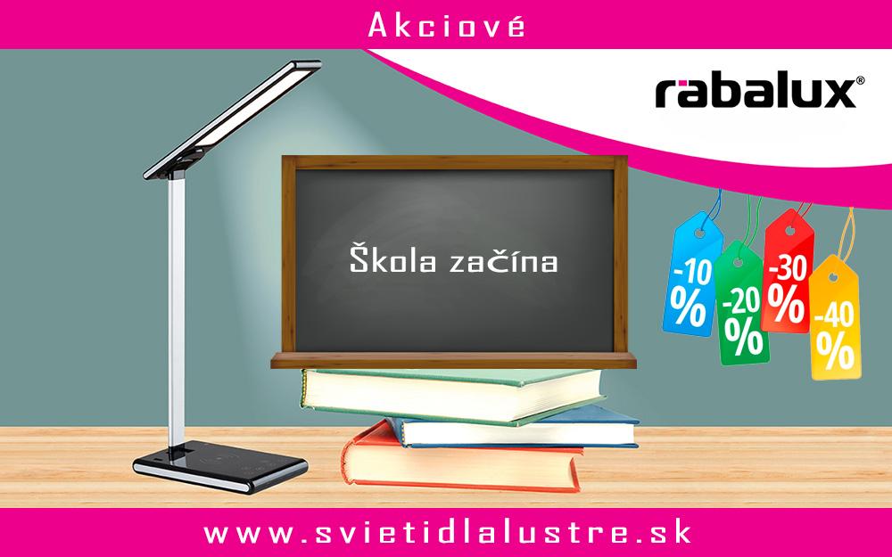 Rabalux - Stolové svietidlá, Akciové svietidlá