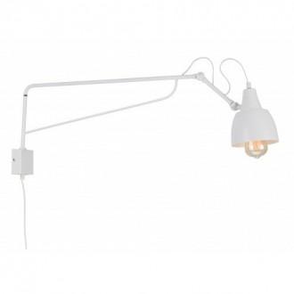 ALDEX 1002C_D | Soho-AL Aldex rameno stenové svietidlo otočné prvky 1x E27 biela