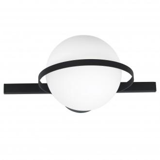 ALDEX 1015C | Drops-AL Aldex stenové, stropné svietidlo 1x E14 čierna, biela
