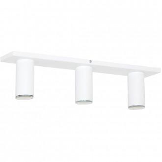 ALDEX 723PL/E | Slim-I Aldex stropné svietidlo 3x GU10 biela