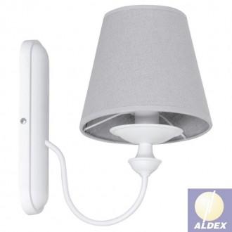 ALDEX 799C | Vidro Aldex rameno stenové svietidlo 1x E14 biela