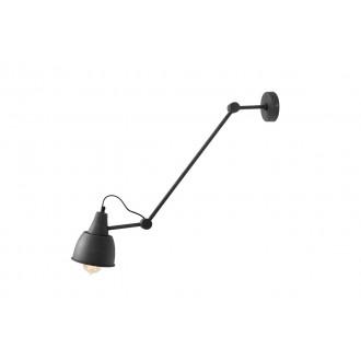 ALDEX 814PL_G19 | Aida-Bibi Aldex stenové, stropné svietidlo otočné prvky 1x E27 čierna