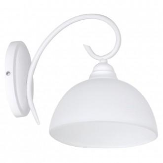 ALDEX 816C | April Aldex rameno stenové svietidlo 1x E27 biela