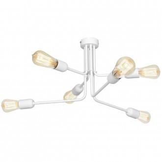 ALDEX 860K3 | EkoA Aldex stropné svietidlo 6x E27 biela
