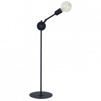 ALDEX 861B   EkoA Aldex stolové svietidlo 90cm prepínač otočné prvky 1x E27 čierna