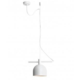ALDEX 976G | Beryl Aldex visiace svietidlo 1x E27 biela