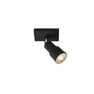 ALDEX 985PL/G1 | Aspo Aldex spot svietidlo 1x GU10 čierna