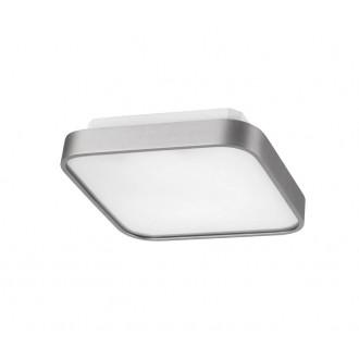AZZARDO 0202 | Quadro-AZ Azzardo stropné svietidlo 1x G5 / T5 hliník, biela