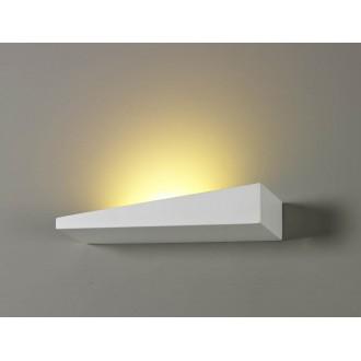 AZZARDO 0572 | Vialetto Azzardo stenové svietidlo 1x LED 965lm biela