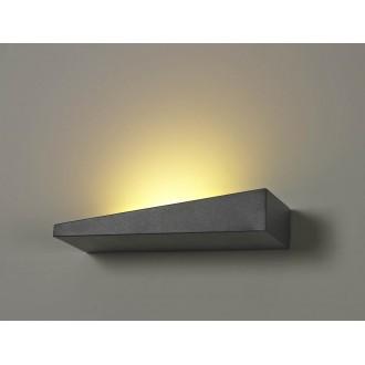 AZZARDO 0573 | Vialetto Azzardo stenové svietidlo 1x LED 965lm čierna