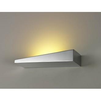 AZZARDO 0574 | Vialetto Azzardo stenové svietidlo 1x LED 965lm chróm