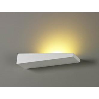 AZZARDO 0575 | Vialetto Azzardo stenové svietidlo 1x LED 965lm biela