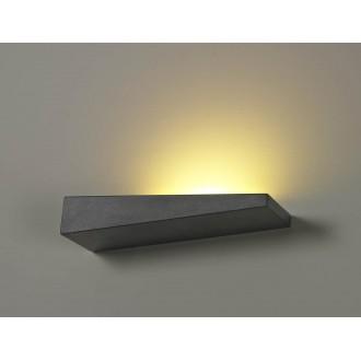 AZZARDO 0576 | Vialetto Azzardo stenové svietidlo 1x LED 965lm čierna