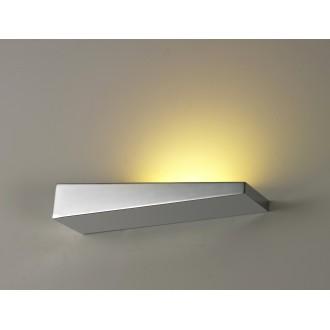 AZZARDO 0577 | Vialetto Azzardo stenové svietidlo 1x LED 965lm chróm