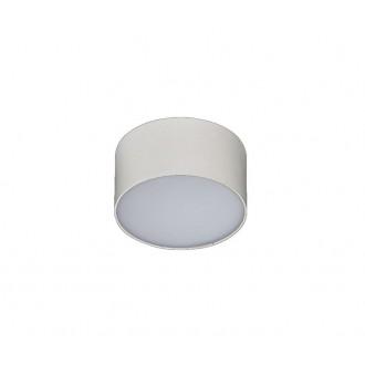 AZZARDO 2256 | Monza-AZ Azzardo stenové, stropné svietidlo kruhový 1x LED 1020lm 4000K biela