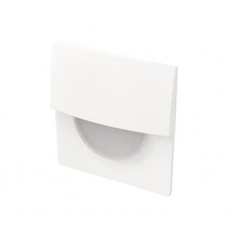 AZZARDO 2766 | Sane Azzardo zabudovateľné svietidlo 1x LED 85lm 3000K biela