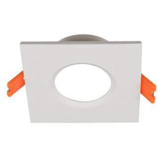 AZZARDO 2864 | Ika-AZ Azzardo zabudovateľné svietidlo 1x GU10 IP65 biela