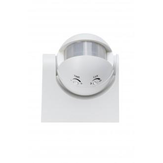 BRILLIANT 96193/05 | Brilliant pohybový senzor svietidlo IP44 biela