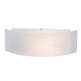 BRILLIANT 96260/05 | Interface Brilliant stenové svietidlo 1x E27 IP44 biela