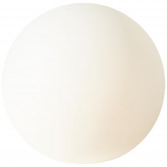 BRILLIANT 96341/05 | Garden-BRI Brilliant zapichovacie svietidlo 1x E27 IP44 biela