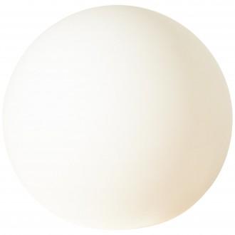 BRILLIANT 96343/05 | Garden-BRI Brilliant zapichovacie svietidlo 1x E27 IP44 biela