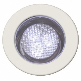 BRILLIANT G03093/82 | Cosa30 Brilliant zabudovateľné svietidlo 10 kusová sada Ø30mm 30x30mm 10x LED 10lm 7500K IP44 zušľachtená oceľ, nehrdzavejúca oceľ, biela