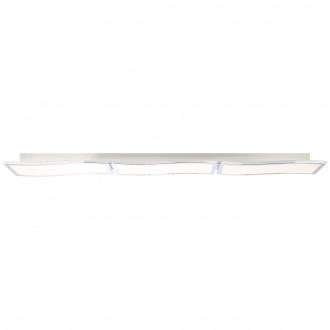 BRILLIANT G90126/15 | Scope-BRI Brilliant stropné svietidlo 1x LED 3300lm 3000K chróm, biela