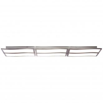 BRILLIANT G90342/68 | Scope-BRI Brilliant stropné svietidlo otočné prvky 1x LED 9800lm 3000K matný nikel