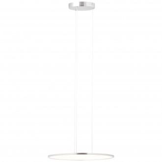 BRILLIANT G93694/13 | CeresB Brilliant visiace svietidlo vedenie je možné zkrátiť 1x LED 3000lm 3000K saténový nike