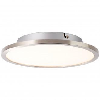 BRILLIANT G94460/13 | CeresB Brilliant stropné svietidlo 1x LED 1000lm 3000K saténový nike