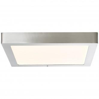 BRILLIANT G96811/68 | Jarno-WiZ Brilliant stropné svietidlo regulovateľná intenzita svetla 1x LED 2200lm 2700 <-> 6500K matný nikel