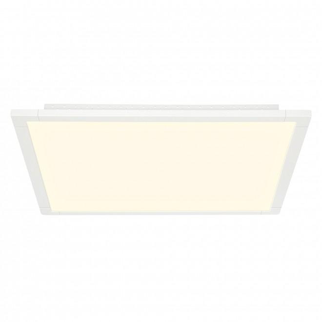 BRILLIANT G98817/05   Flavia Brilliant stropné svietidlo diaľkový ovládač regulovateľná intenzita svetla 1x LED 3500lm 2700 <-> 6500K biela
