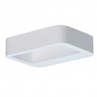 DE MARKT 499022801   Baruth De Markt stenové svietidlo 1x LED 240lm 4000K biela