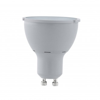 EGLO 11541 | GU10 5W -> 65W Eglo spot LED svetelný zdroj Step Dim. 400lm 3000K regulovateľná intenzita svetla impulzový prepínač 30° CRI>80