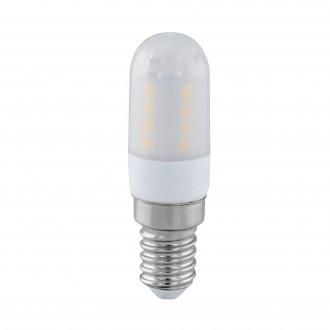 EGLO 11549 | E14 2,5W -> 25W Eglo hriadeľ T20 LED svetelný zdroj SMD 250lm 3000K CRI>80