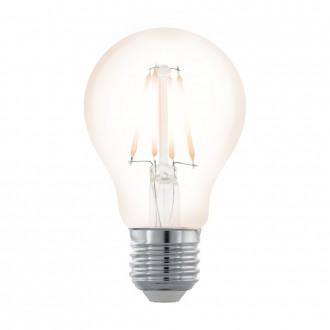 EGLO 11705 | E27 4W -> 35W Eglo normálne A60 LED svetelný zdroj filament, northern lights 390lm 2200K regulovateľná intenzita svetla 360° CRI>80