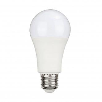 EGLO 11709 | E27 10W -> 60W Eglo normálne A60 LED svetelný zdroj Relax & Work 806lm 2700<->4000K regulovateľná intenzita svetla, nastaviteľná farebná teplota impulzový prepínač 230° CRI>80