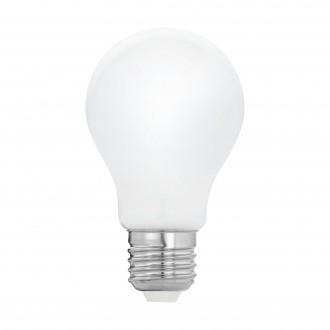 EGLO 11765 | E27 8W -> 75W Eglo normálne A60 LED svetelný zdroj 320° 1055lm 2700K 320° CRI>80
