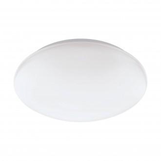 EGLO 32589 | EGLO-Connect-Giron Eglo stenové, stropné múdre osvetlenie kruhový regulovateľná intenzita svetla, meniace farbu 1x LED 2100lm 2700 <-> 6500K biela