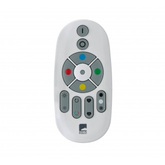 EGLO 32732 | Eglo diaľkový ovládač mudré osvetlenie batérie/akumulátorové biela