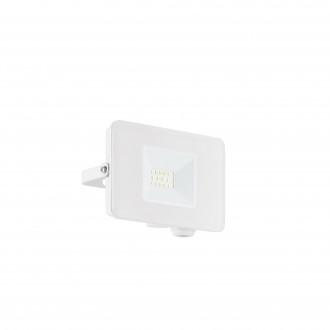 EGLO 33152 | Faedo Eglo svetlomet svietidlo - Samsung Chip otočné prvky 1x LED 900lm 4000K IP65 biela, priesvitné