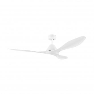 EGLO 35014   Antibes-EG Eglo ventilátor stropné diaľkový ovládač časový spínač matný biely