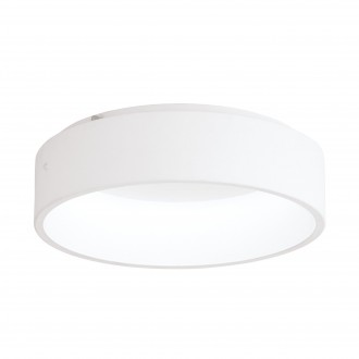 EGLO 39286 | Marghera1 Eglo stropné svietidlo kruhový regulovateľná intenzita svetla 1x LED 3000lm 3000K biela