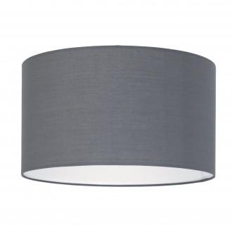 EGLO 39361 | Nadina-1 Eglo tienidlo tienidlo kruhový E27 sivé