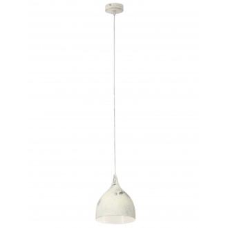 EGLO 49234 | Coretto-3 Eglo visiace svietidlo 1x E27 antická biela