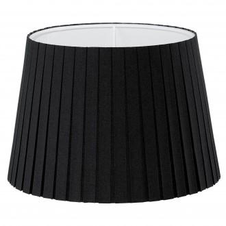 EGLO 49413 | Vintage-1+1 Eglo clona tienidlo E14 čierna