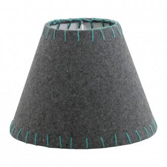 EGLO 49433 | Vintage-1+1 Eglo clona tienidlo E14 sivé, zelená