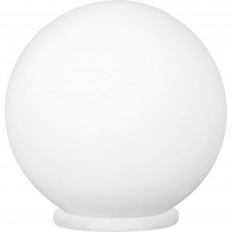 EGLO 85264 | Rondo Eglo stolové svietidlo 20cm prepínač na vedení 1x E27