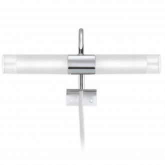 EGLO 85816 | Granada Eglo stenové svietidlo 2x G9 chróm, saténový